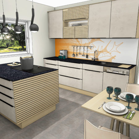 Küchenkonzept | Privatkunde