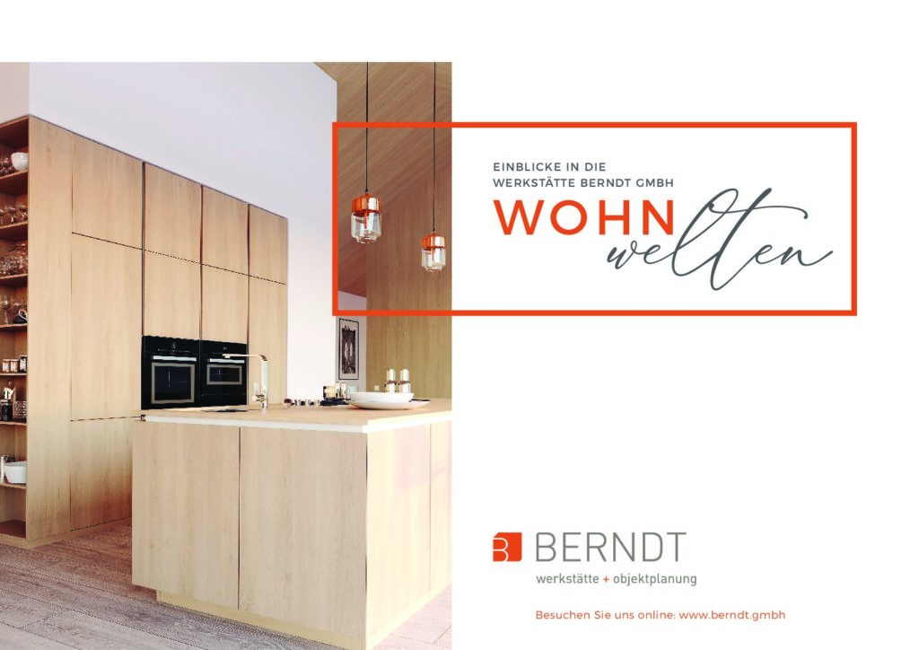 WOHNwelten | Werkstätte Berndt