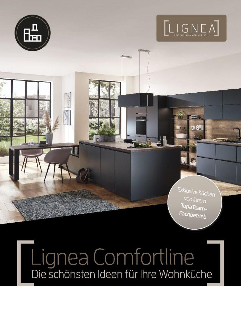 LIGNEA | Tischlerküche | Magazin 2021